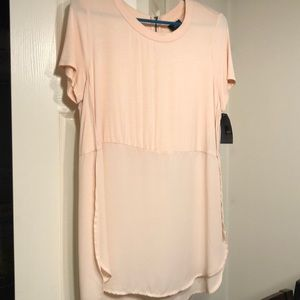 Mossimo Supply Co. Tops - Women's peach colored top